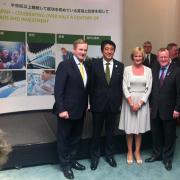 Priminister-of-Japan-Irish-visit