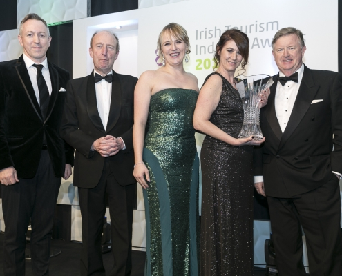 Odyssey International DMC – Best Meet In Ireland Business Tourism Innovation