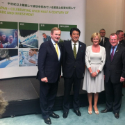 Priminister-of-Japan-Irish-visit